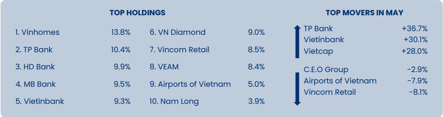Pyn Elite Fund vừa có tháng 5 lãi đậm nhất lịch sử 10 năm đầu tư tại Việt Nam - Ảnh 2.