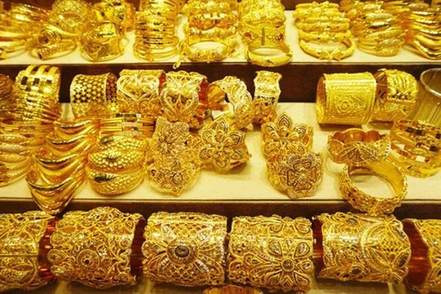 Giá vàng hôm nay 8/6: Vàng miếng SJC đảo chiều tăng mạnh trở lại - Ảnh 2.