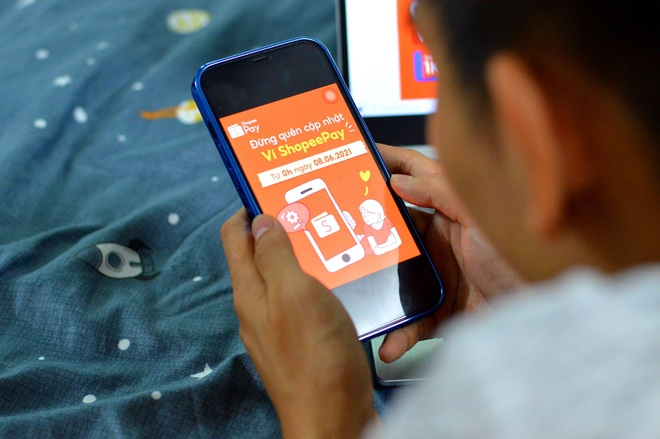 Ví điện tử AirPay đổi tên gắn chặt với sàn TMĐT Shopee tại Việt Nam - Ảnh 1.