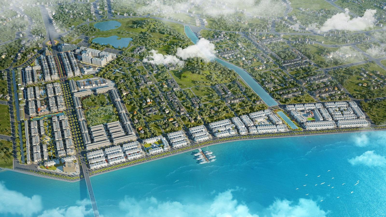 FLC được phép mở bán nhà liền kề tại KĐT Hà Khánh, TP Hạ Long - Ảnh 1.