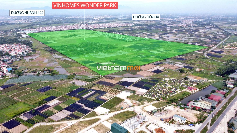 Toàn cảnh ba đại dự án Vinhomes Wonder Park, Vinhomes Cổ Loa và Vinhomes Dream City sắp ra mắt - Ảnh 19.