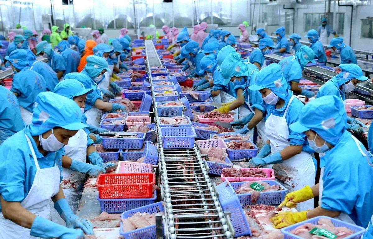 Nâng mục tiêu xuất khẩu nông lâm thủy sản năm 2021 lên 45 tỷ USD - Ảnh 1.