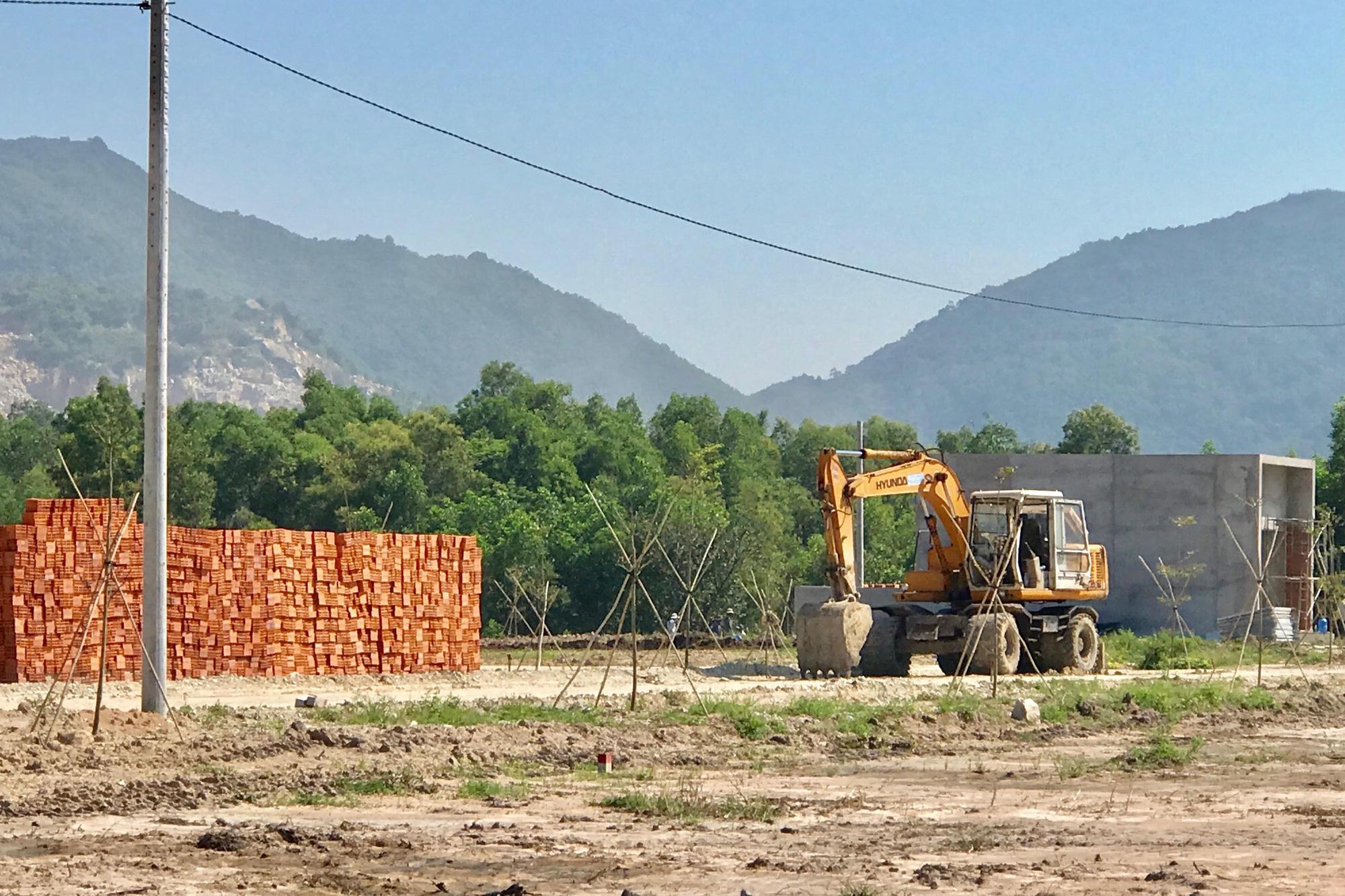 Bà Rịa - Vũng Tàu kiểm tra tình hình xây dựng, rao bán đất nông nghiệp được phân lô
