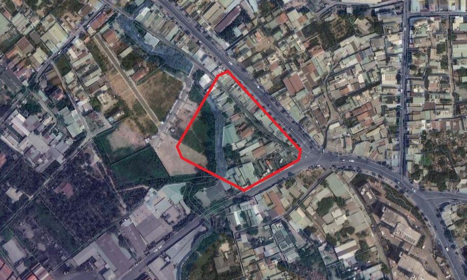 Ba khu đất dính quy hoạch tại phường Trường Thọ, TP Thủ Đức - Ảnh 7.