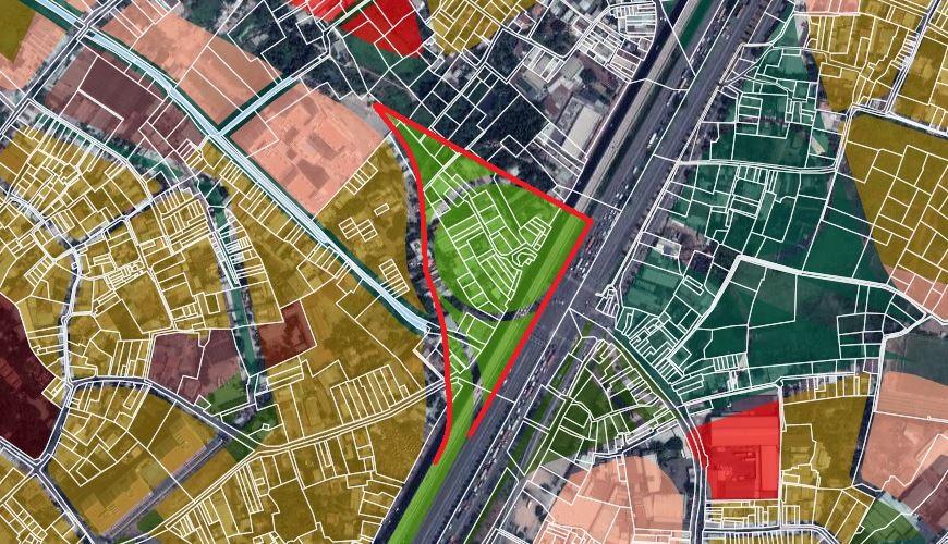 Ba khu đất dính quy hoạch tại phường Trường Thọ, TP Thủ Đức - Ảnh 2.