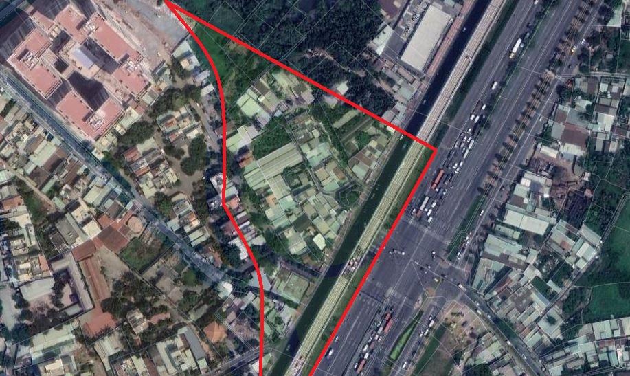 Ba khu đất dính quy hoạch tại phường Trường Thọ, TP Thủ Đức - Ảnh 3.