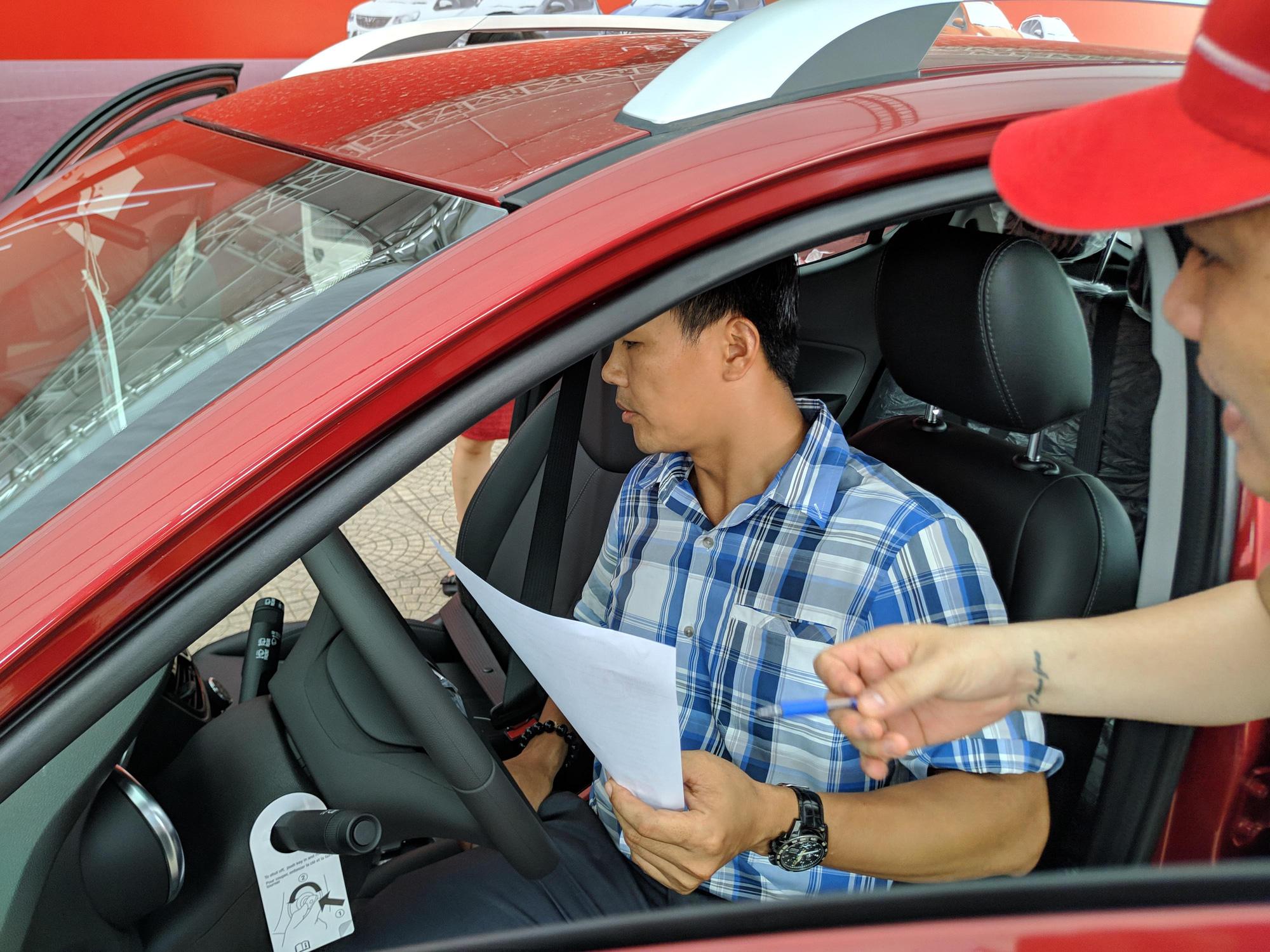 Gần 16.000 xe VinFast đã được bán ra trong nửa đầu năm 2021 - Ảnh 1.