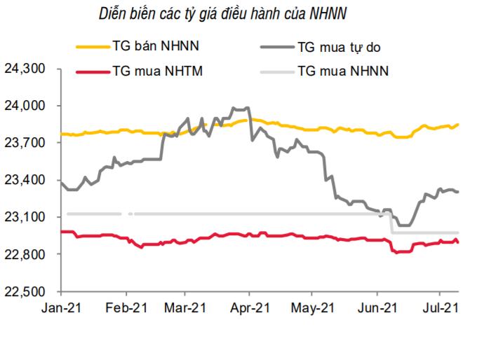 NHNN bơm tiền trở lại thị trường, các hợp đồng bán ngoại tệ kỳ hạn bắt đầu được thực hiện - Ảnh 3.