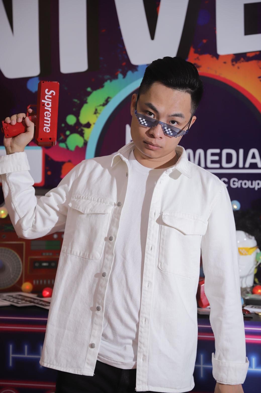 Nhả vần tưng bừng trên sóng Shark Tank, ít ai ngờ founder Nobita.pro là dân chạy ads 'hệ idol',người đứng sau hàng loạt TikTok triệu follow - Ảnh 2.