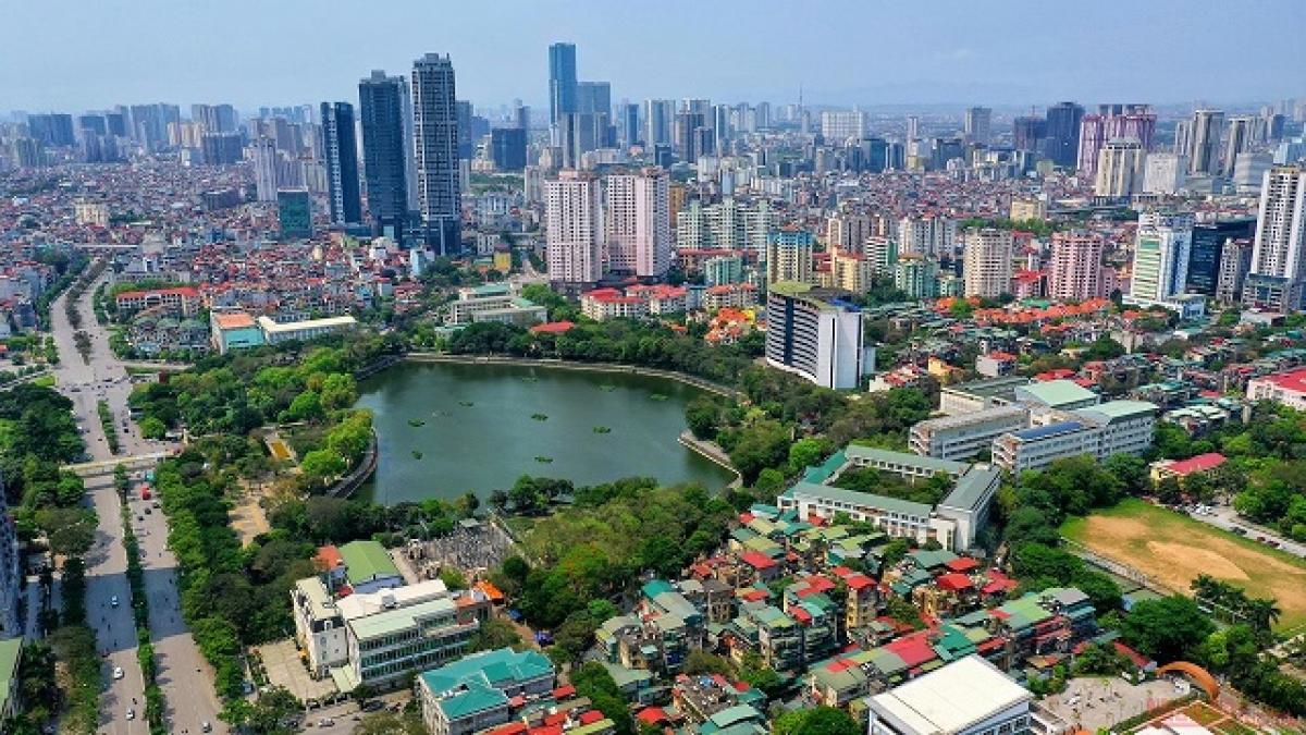 HSBC nâng dự báo tăng trưởng GDP 2022 lên 6,8% - Ảnh 1.