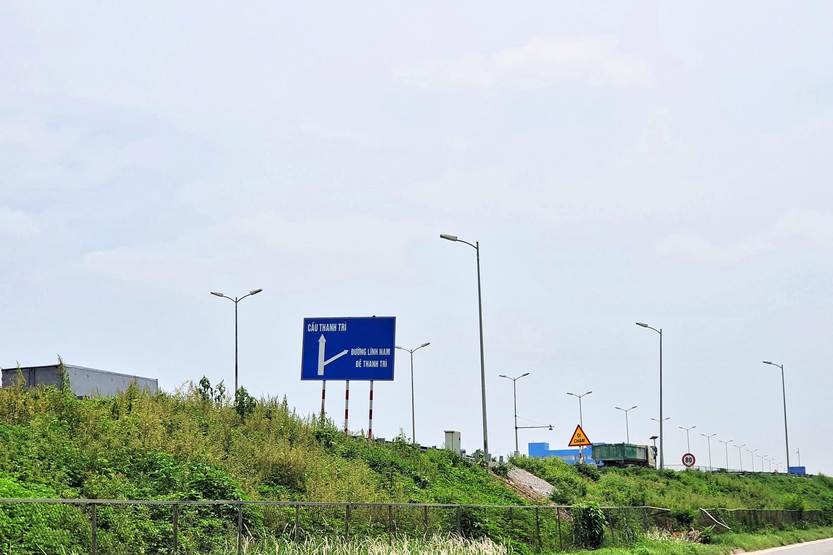 Làm đường 6 làn nối cao tốc Pháp Vân - Cầu Giẽ với Vành đai 3