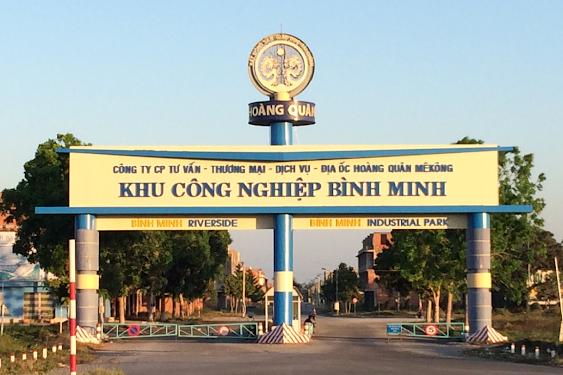 NCB đấu giá các lô đất của công ty thành viên Hoàng Quân