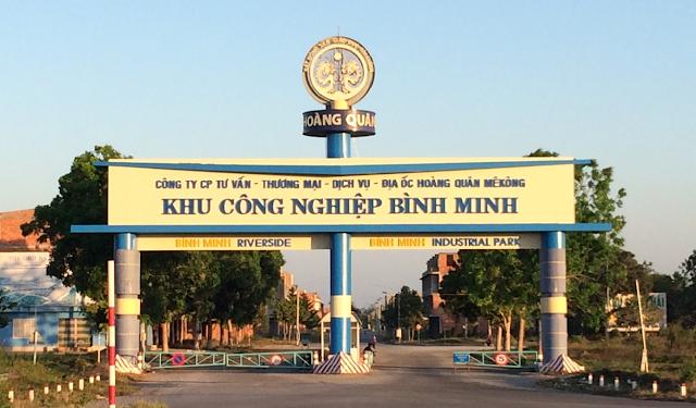 NCB đấu giá các lô đất của công ty thành viên Hoàng Quân - Ảnh 1.