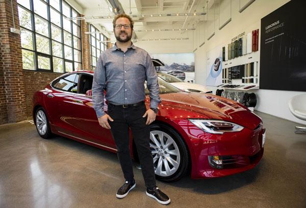 Giám đốc phát triển thị trường Mỹ của VinFast: Là nhân viên đầu tiên tại Mỹ, có 10 năm kinh nghiệm quản lý tại Tesla của Elon Musk - Ảnh 2.