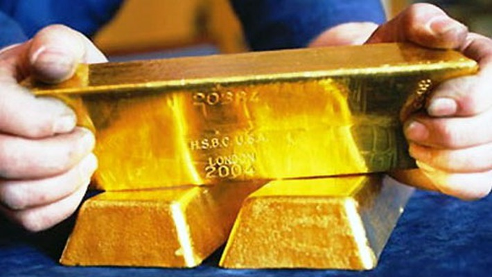 Giá vàng hôm nay 16/7: Chủ yếu ghi nhận xu hướng giảm - Ảnh 1.