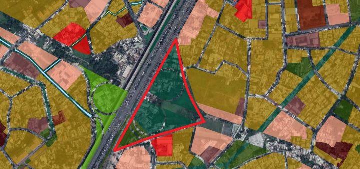 Ba khu đất dính quy hoạch tại phường Phước Long B, TP Thủ Đức - Ảnh 2.