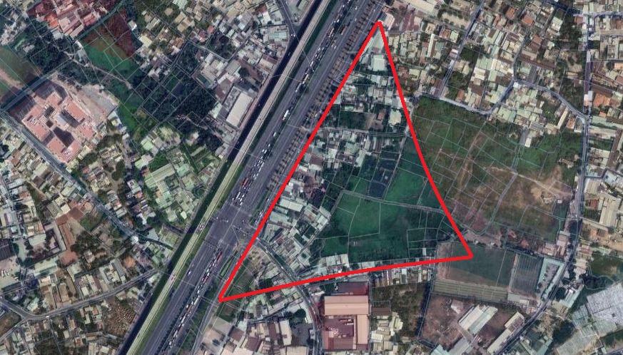 Ba khu đất dính quy hoạch tại phường Phước Long B, TP Thủ Đức - Ảnh 3.