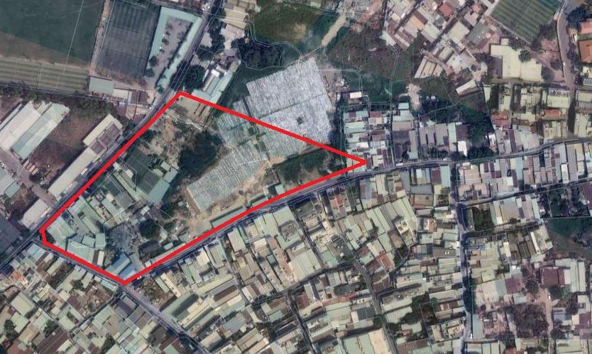 Ba khu đất dính quy hoạch tại phường Phước Long B, TP Thủ Đức - Ảnh 10.
