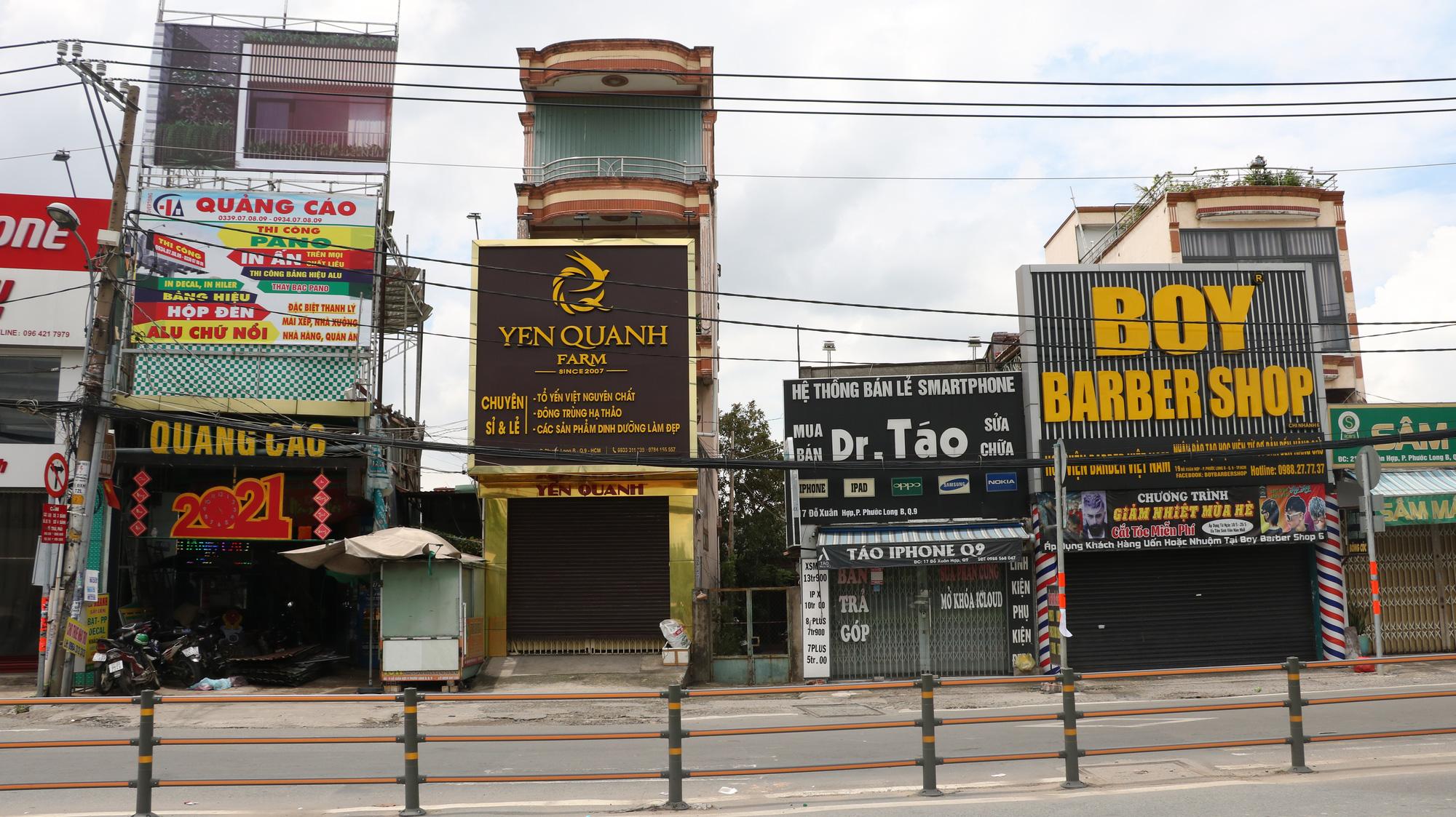Ba khu đất dính quy hoạch tại phường Phước Long B, TP Thủ Đức - Ảnh 4.