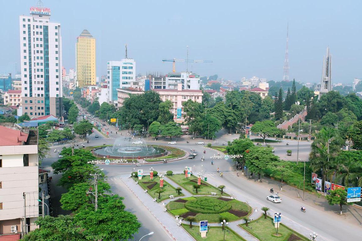 Tập đoàn BRG muốn làm khu đô thị nghỉ dưỡng, sân golf ở Thái Nguyên