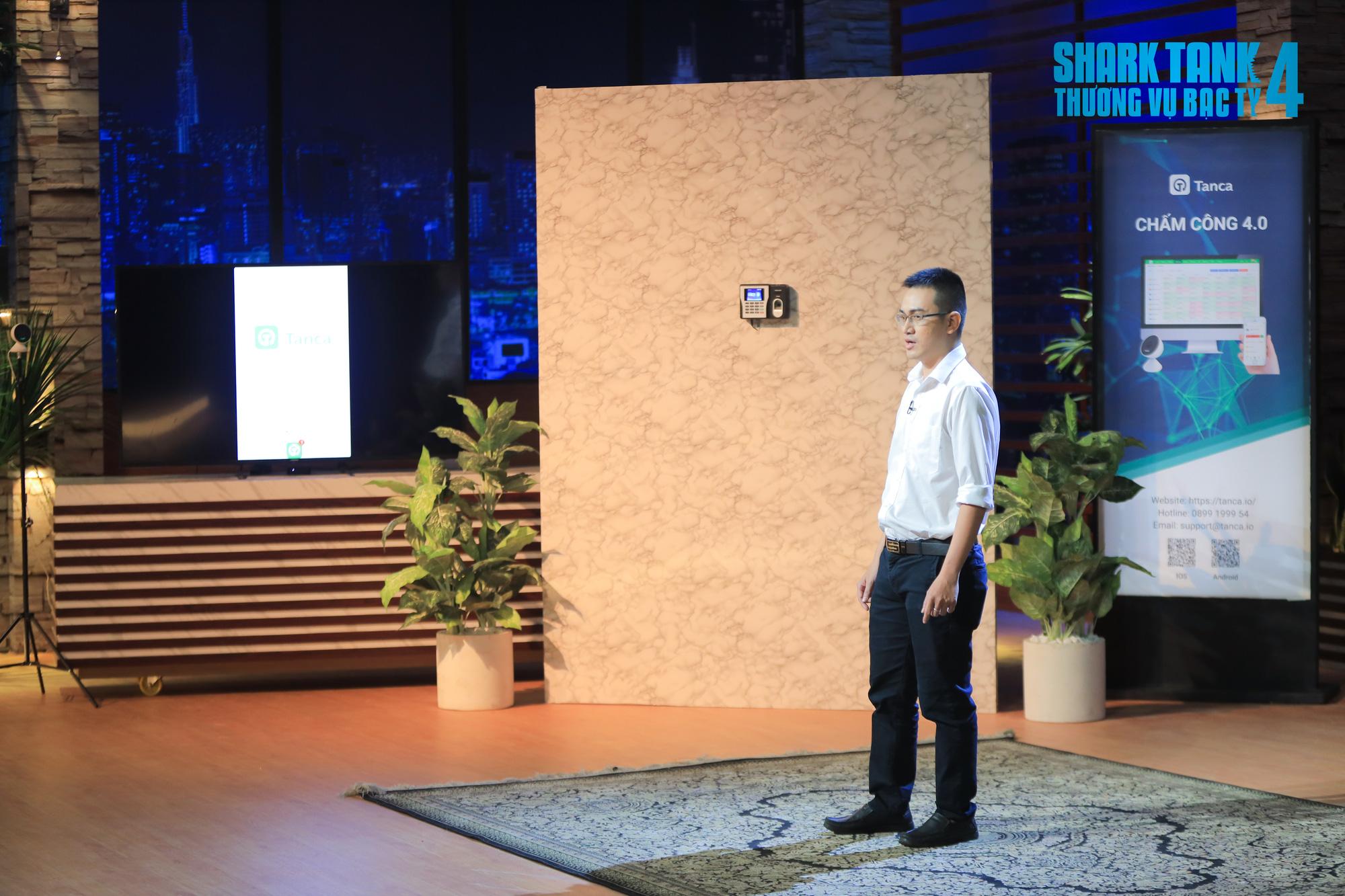 """Shark Bình hoài nghi phần mềm chấm công không qua được excel """"thần chưởng"""" startup Tanca nói gì để chứng minh hiệu quả? - Ảnh 1."""
