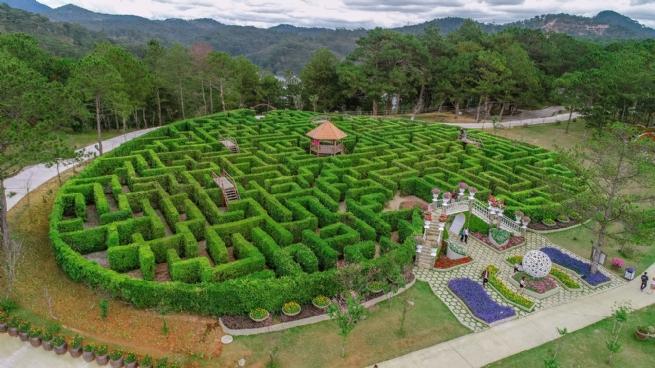 TTC muốn sáp nhập ba dự án tại Đà Lạt thành quần thể du lịch 220 ha - Ảnh 1.