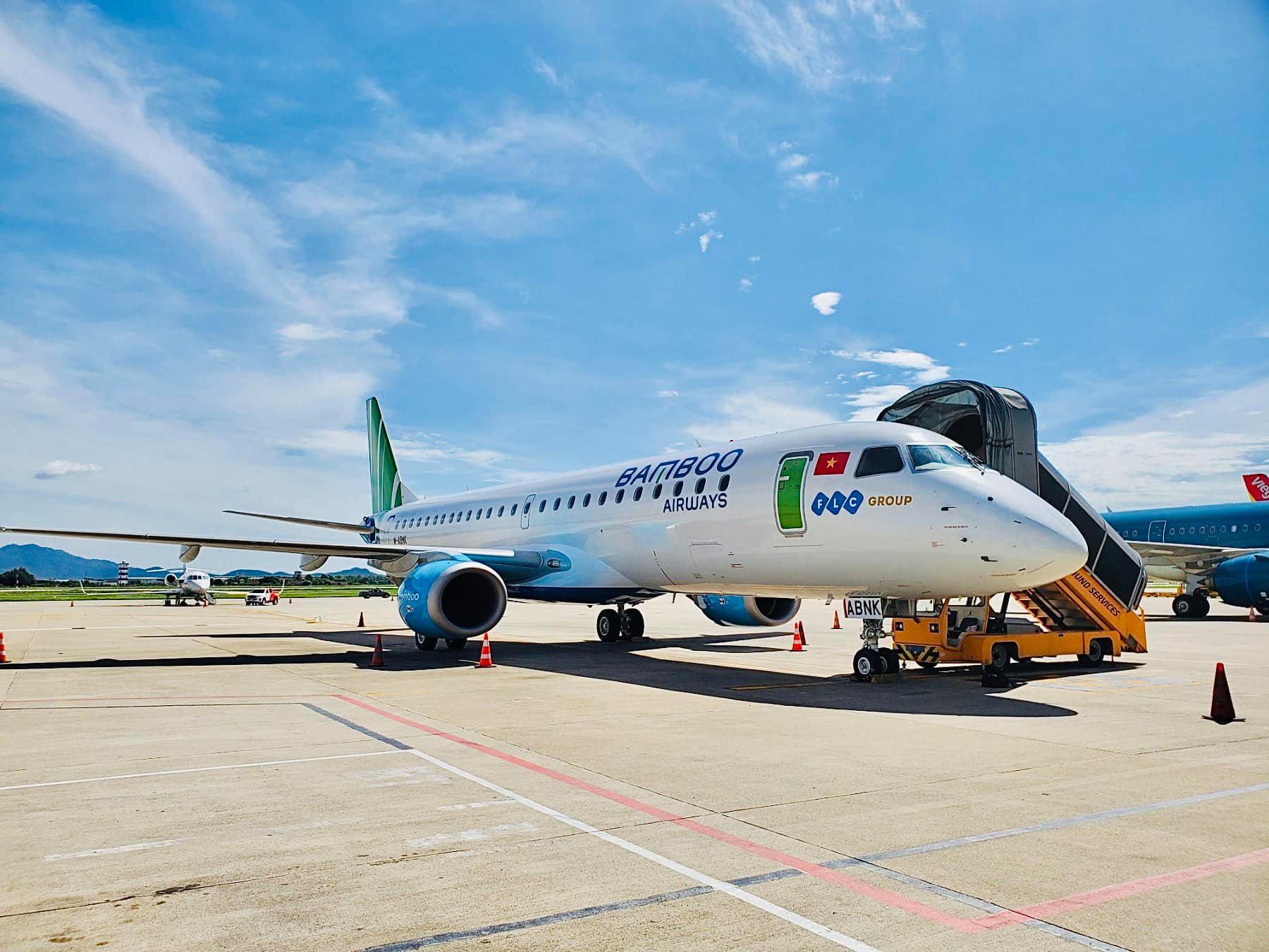 Bamboo Airways đón thêm tàu bay, ông Trịnh Văn Quyết lạc quan về ngành hàng không - Ảnh 1.