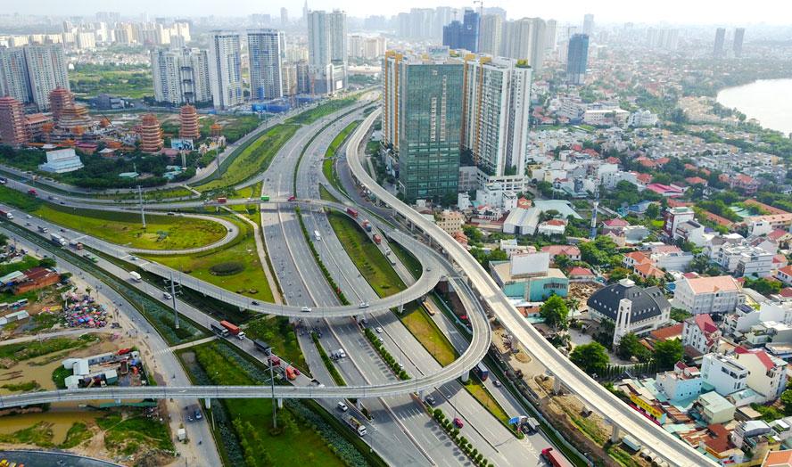 Loạt dự án hạ tầng giao thông dự kiến hoàn thành trong 5 năm tới - Ảnh 1.