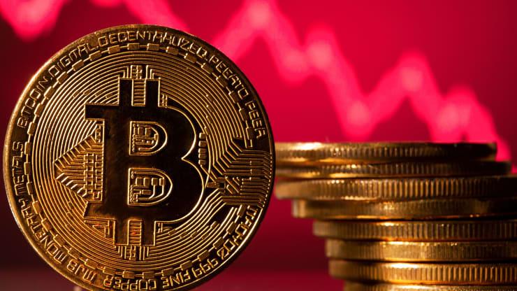 Giá bitcoin thủng mốc 30.000 USD, vốn hóa toàn thị trường bốc hơi 100 tỷ USD - Ảnh 1.