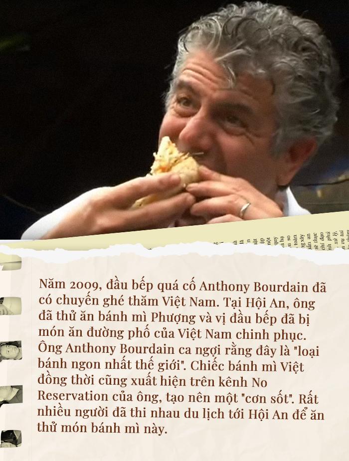 Bánh Mì Việt Nam: Bữa sáng từ vỉa hè vươn ngang hàng món phở sang chảnh trên bản đồ ẩm thực thế giới - Ảnh 1.