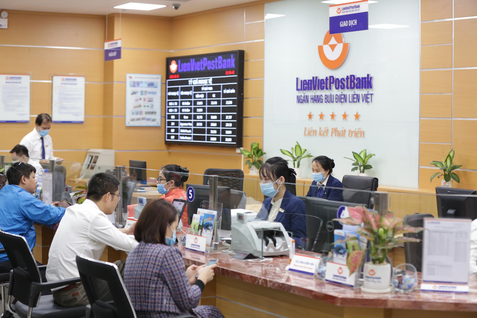 LienVietPostBank lãi hơn 2.000 tỷ đồng trong 6 tháng đầu năm, gấp đôi cùng kỳ - Ảnh 1.