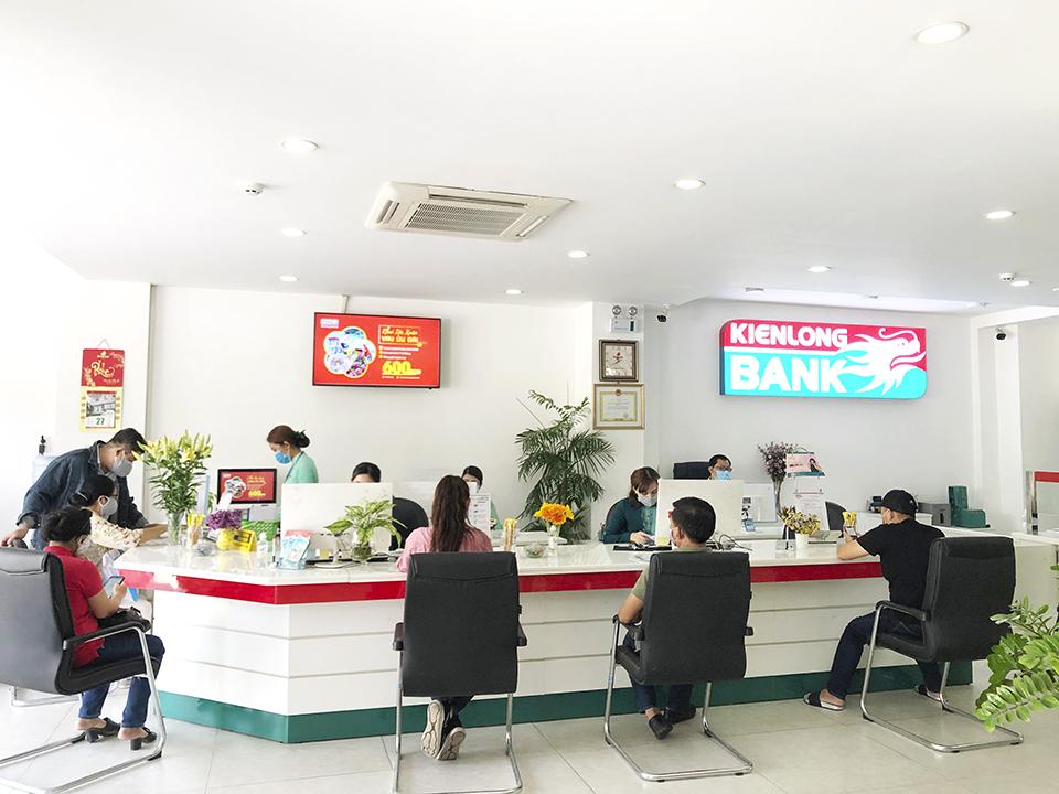 Kienlongbank báo lãi trước thuế tăng 409% so với cùng kỳ - Ảnh 1.