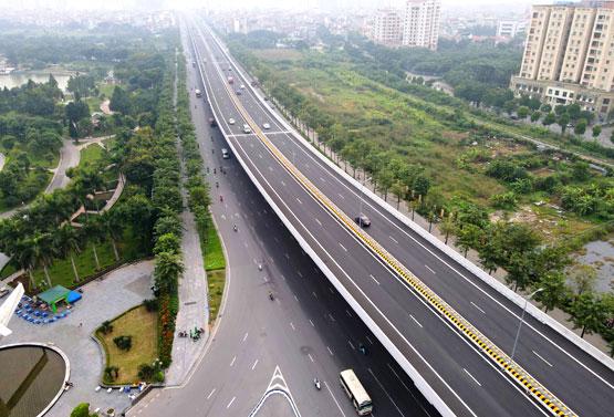Hà Nội đề xuất đầu tư xây dựng Vành đai 4 - Vùng Thủ đô 160.000 tỷ đồng - Ảnh 1.