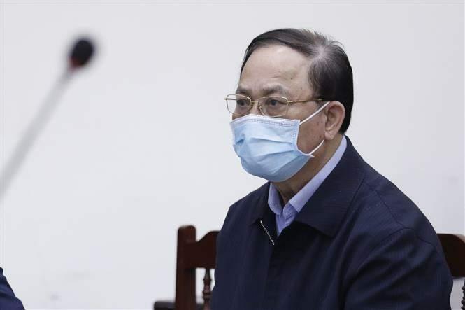 Xóa tư cách nguyên Thứ trưởng Bộ Quốc phòng đối với ông Nguyễn Văn Hiến - Ảnh 1.