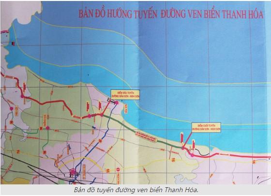Thanh Hoá gọi đầu tư tuyến đường bộ ven biển hơn 3.300 tỷ đồng - Ảnh 1.
