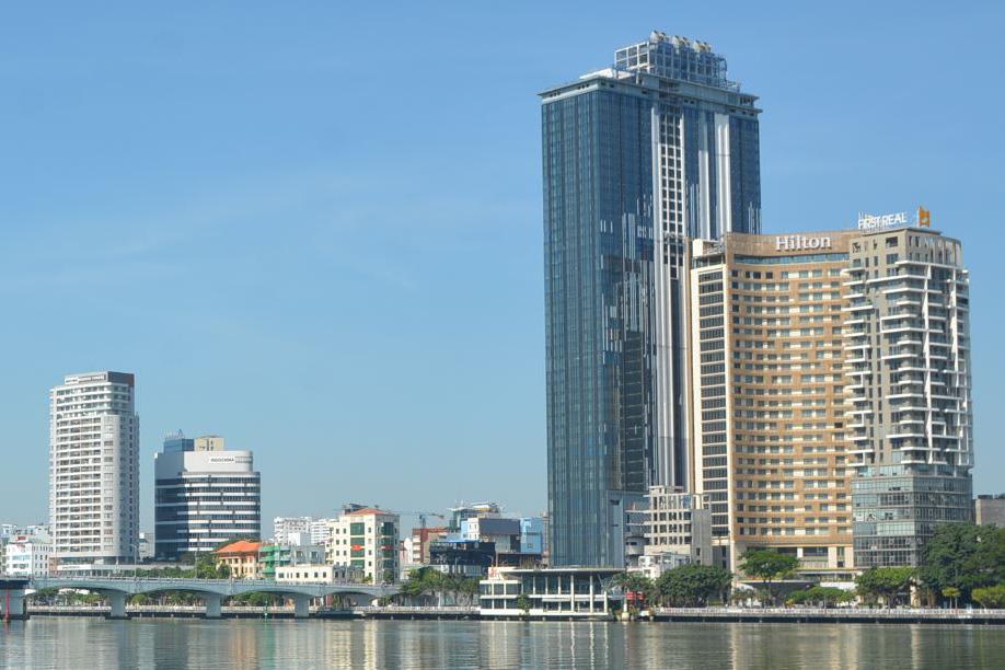Văn phòng mới tại Đà Nẵng vắng khách thuê