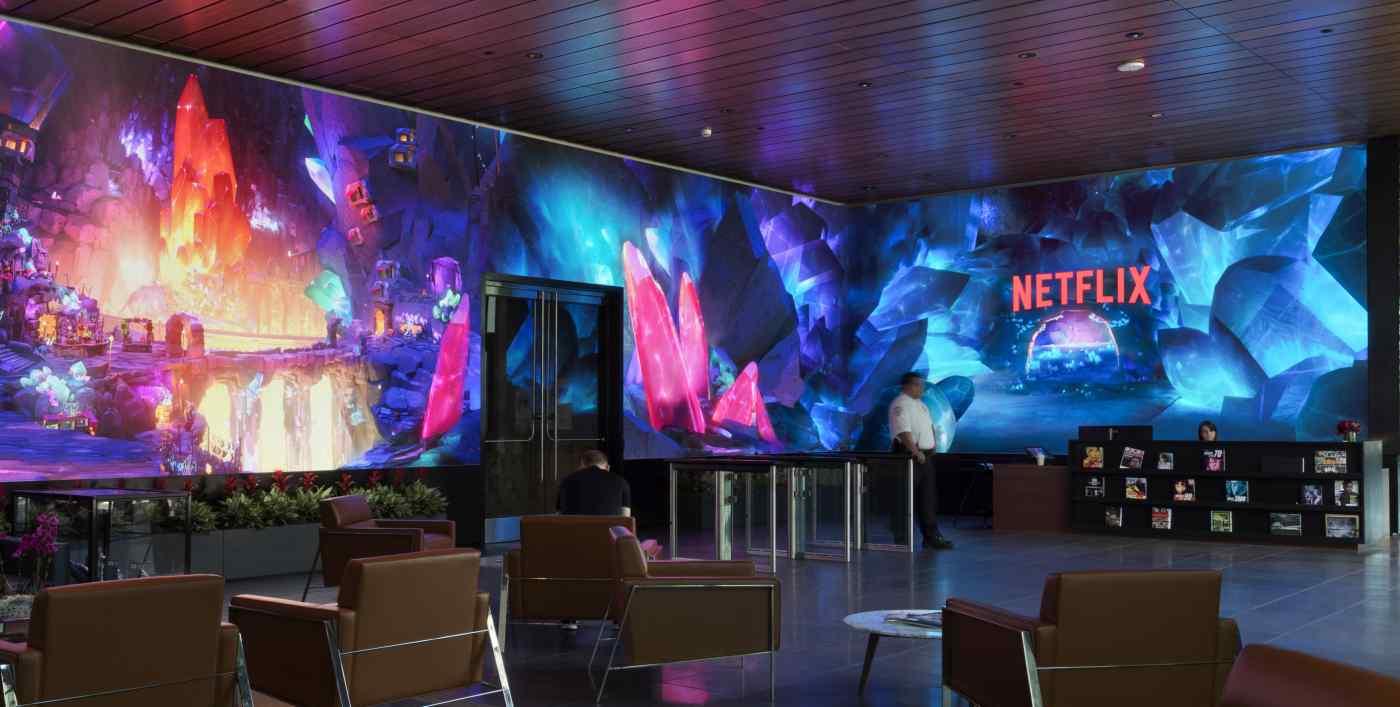 Châu Á Thái Bình Dương thành 'mỏ vàng' mới của Netflix - Ảnh 1.