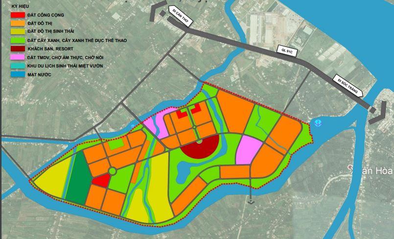 FLC được nghiên cứu quy hoạch khu đô thị gần 490 ha tại tỉnh Hậu Giang - Ảnh 1.