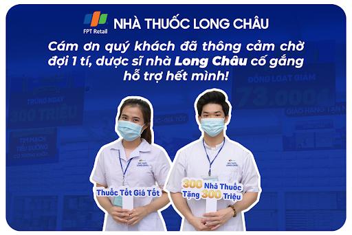 Long Châu chung tay cùng cộng đồng vượt qua đại dịch COVID-19 - Ảnh 3.
