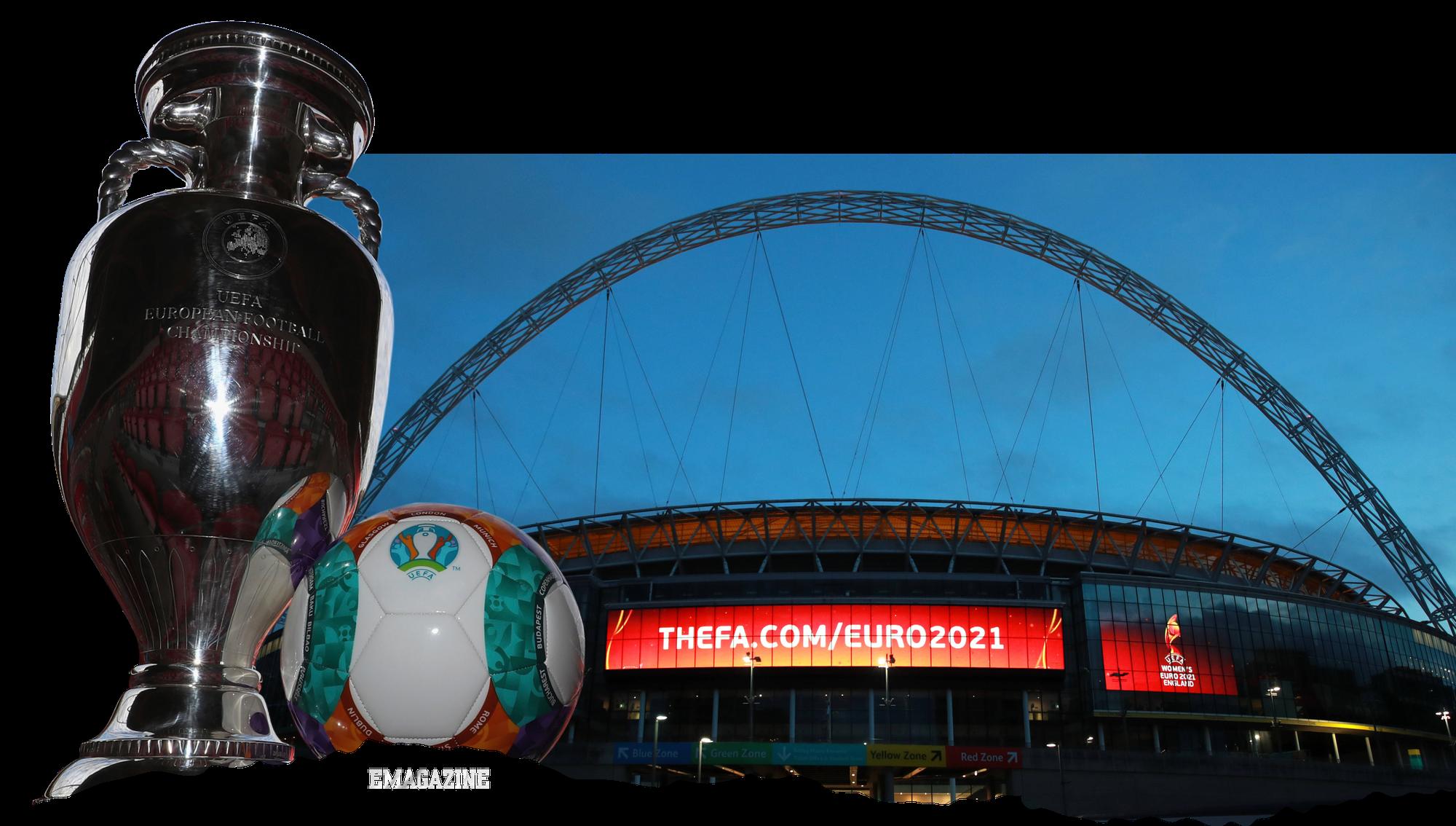EURO 2020, COVID-19 và bản nhạc blue ảm đạm của các giải đấu thể thao - Ảnh 5.