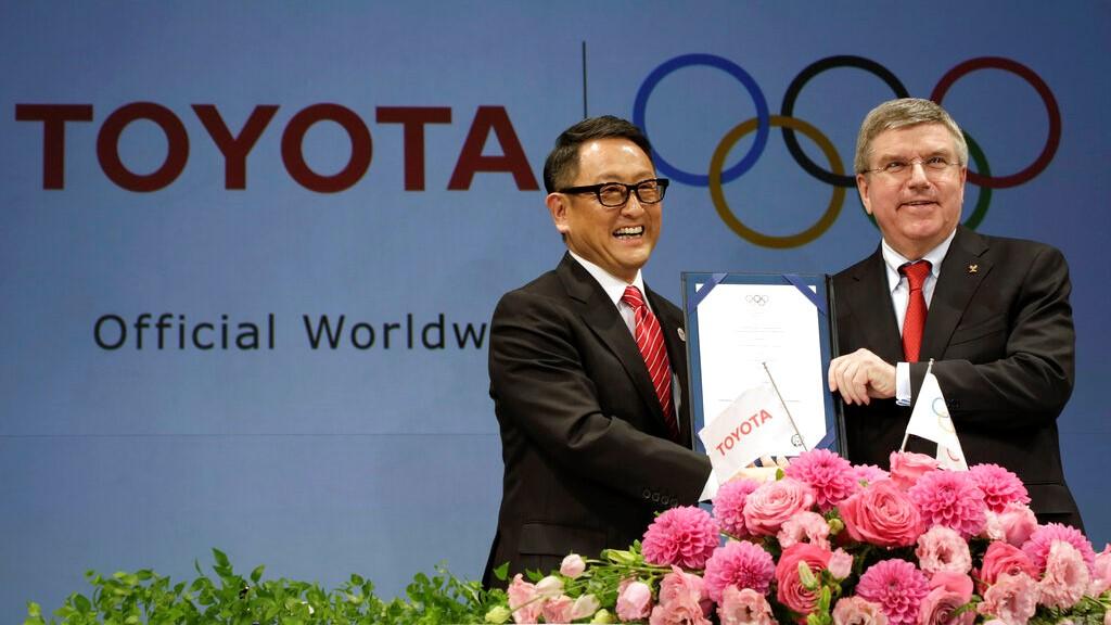 Toyota không phát sóng quảng cáo về Olympic Tokyo tại Nhật Bản - Ảnh 1.