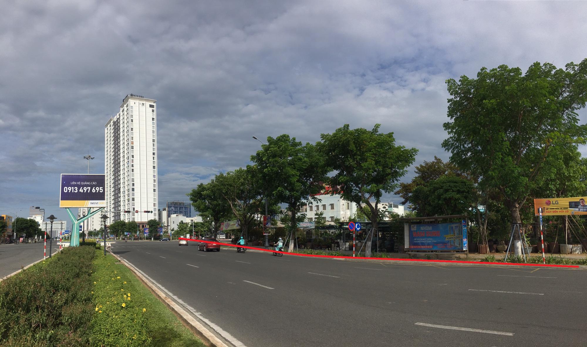 Cận cảnh hai khu đất mặt tiền đường Võ Văn Kiệt - Ngô Quyền, Đà Nẵng sẽ đấu giá xây dựng dự án cao 30 tầng - Ảnh 2.