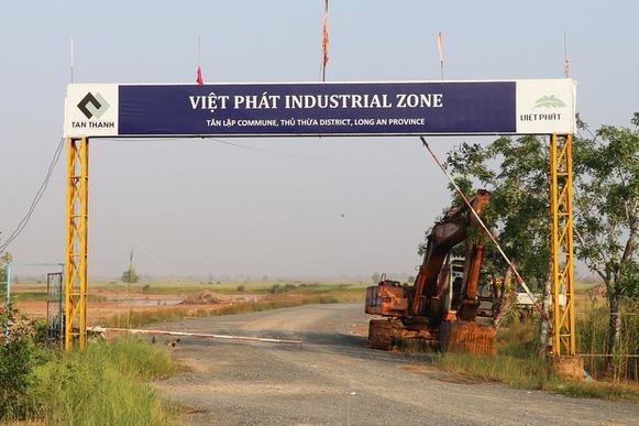 Vạn Trường Phát huy động 2.000 tỷ nhận chuyển nhượng một phần KĐT Việt Phát