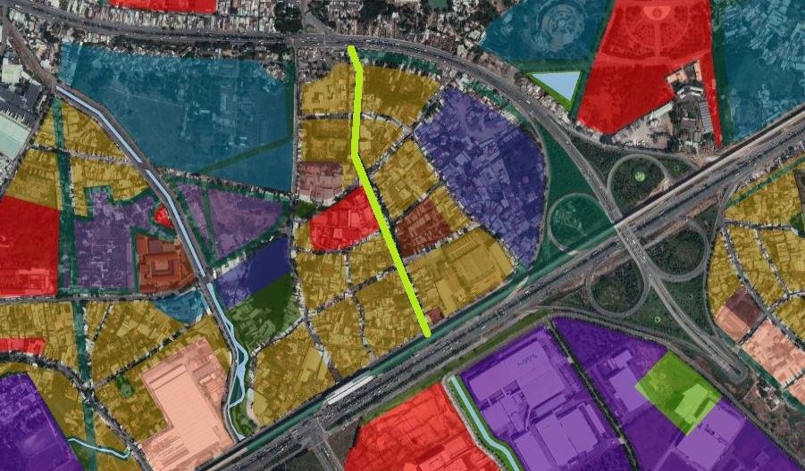 4 đường sẽ mở theo quy hoạch tại phường Linh Trung, TP Thủ Đức - Ảnh 2.