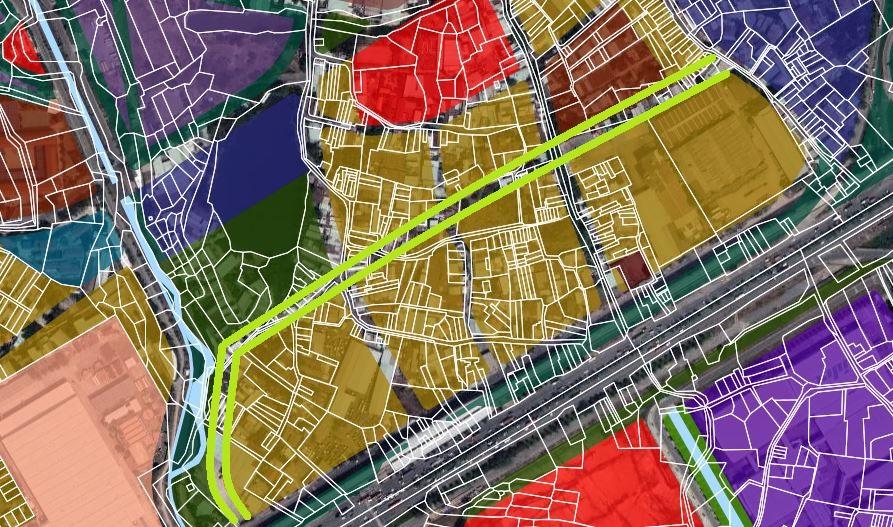 4 đường sẽ mở theo quy hoạch tại phường Linh Trung, TP Thủ Đức - Ảnh 10.