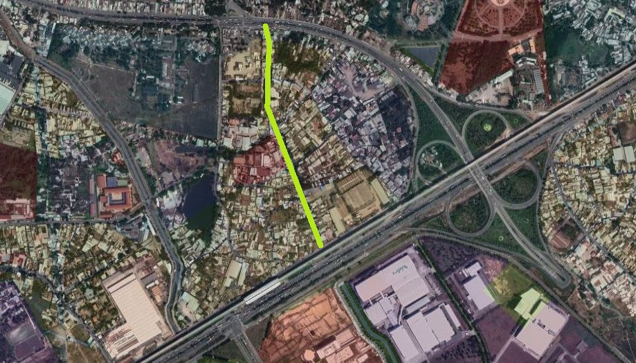 4 đường sẽ mở theo quy hoạch tại phường Linh Trung, TP Thủ Đức - Ảnh 3.