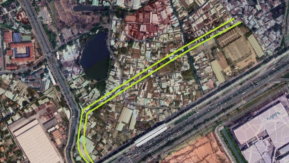 4 đường sẽ mở theo quy hoạch tại phường Linh Trung, TP Thủ Đức - Ảnh 11.