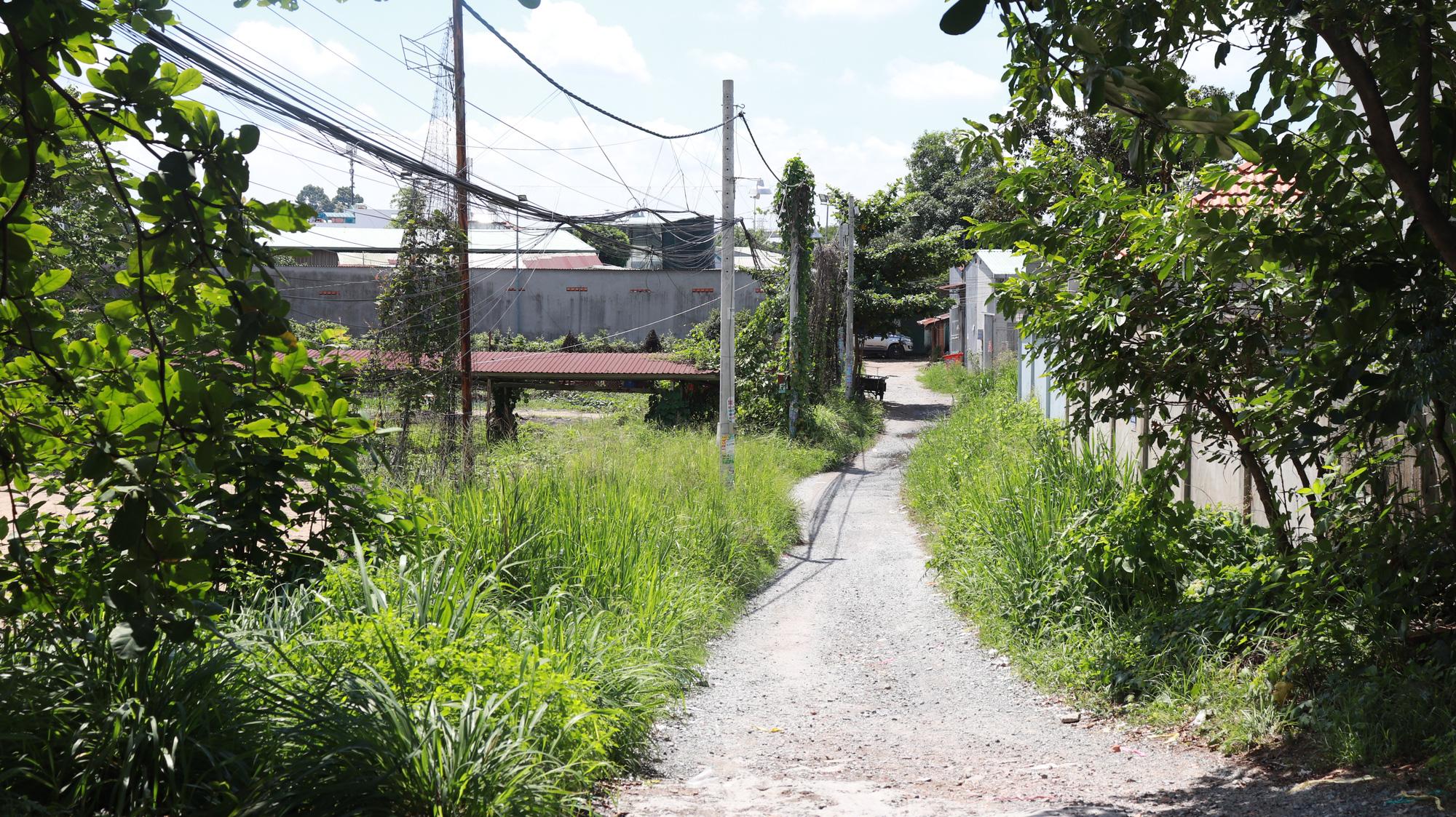 4 đường sẽ mở theo quy hoạch tại phường Linh Trung, TP Thủ Đức - Ảnh 4.
