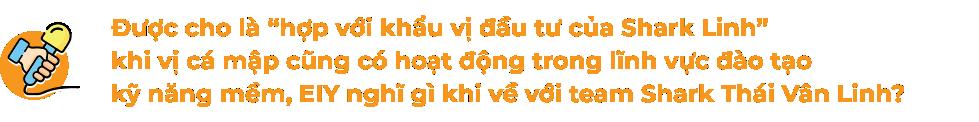 CEO EIY Nguyễn Ngọc Lan Anh và hành trình khởi nghiệp giúp người khác bung tỏa sự tự tin  - Ảnh 19.