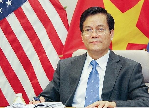 Mỹ xem xét viện trợ thêm vắc xin COVID-19 cho Việt Nam - Ảnh 1.